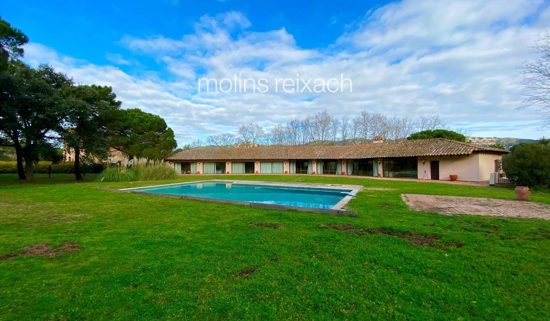 Maison avec piscine et jardin Santa Cristina d'Aro