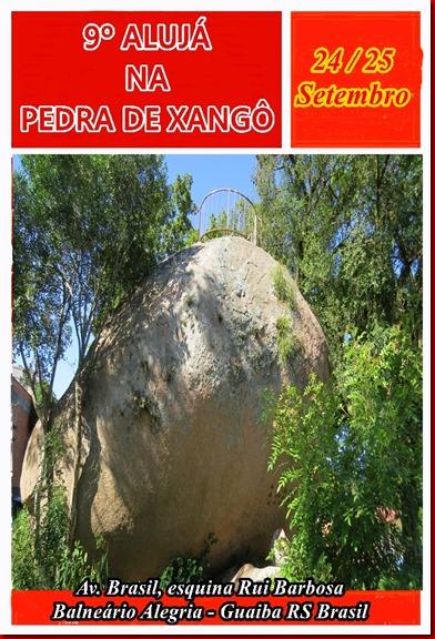 pedra de  Xango 1111