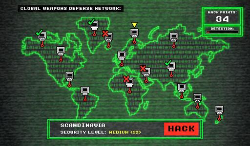 Nuclear Hack INC. - War Sim screenshots 1