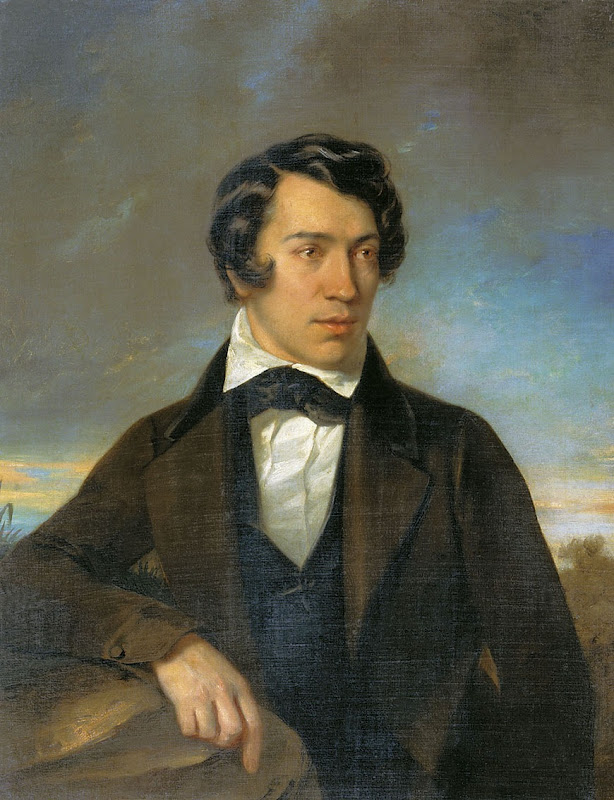 Khomyakov-self-portrait-1842