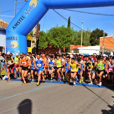 Carrera El Porvenir 2015 - Carrera