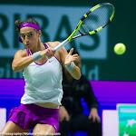 Caroline Garcia - 2015 WTA Finals -DSC_0107.jpg