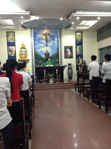 Thánh lễ tổng kết năm học 2014-2015 của sinh viên Hưng Hóa tại Hà Nội