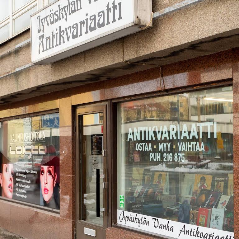 Jyväskylän Vanha Antikvariaatti