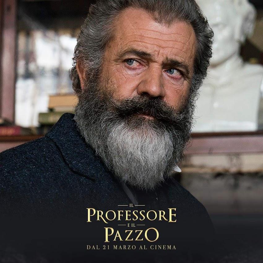 Il Professore E Il Pazzo, al cinema dal 21 marzo