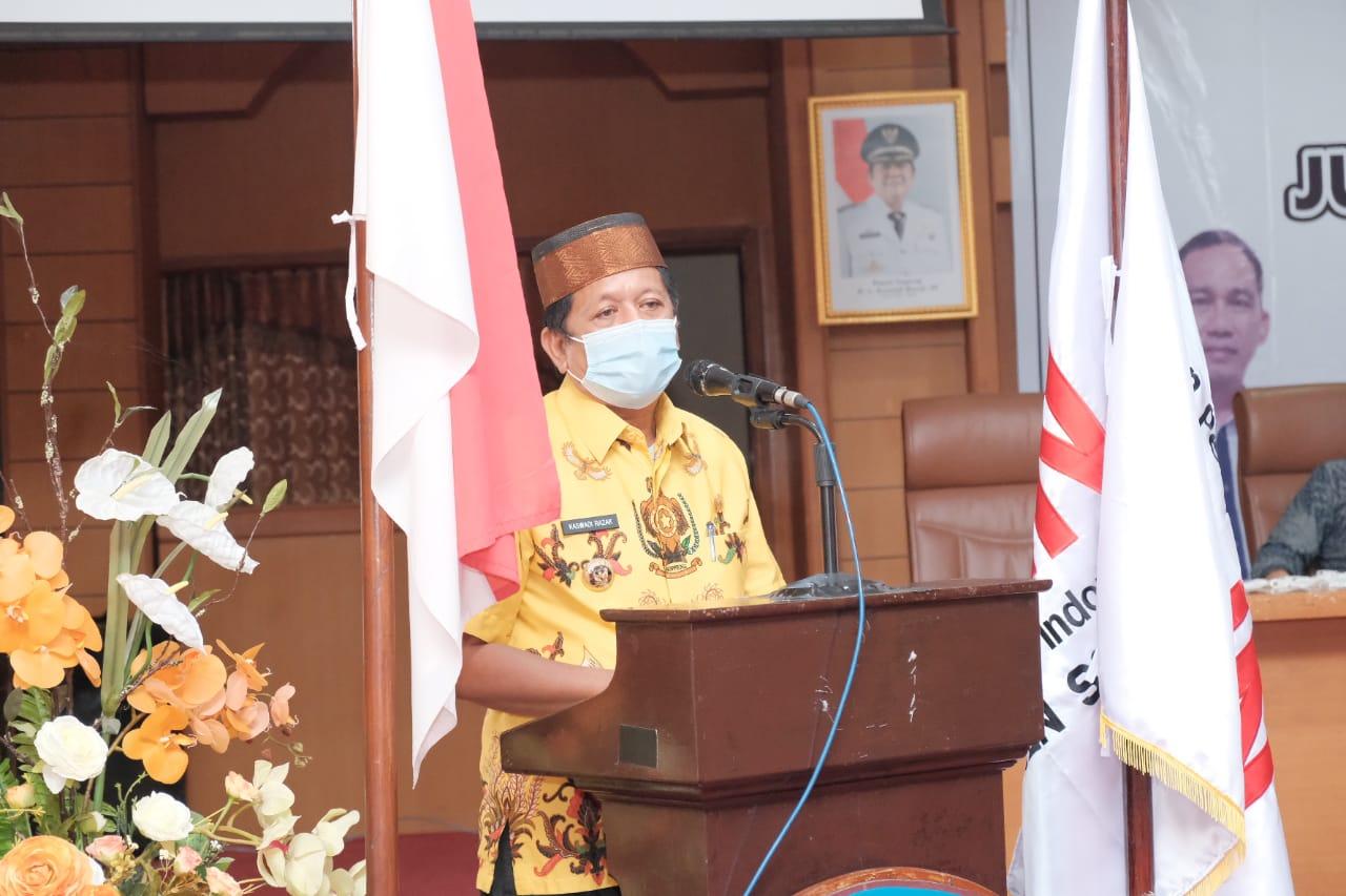 Bupati Soppeng : Keberadaan Join ini Kami butuhkan untuk memberikan informasi yang seimbang karena pemerintah butuh informasi