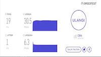 3. Cara Cek Kecepatan Internet dengan CBN Speedtest