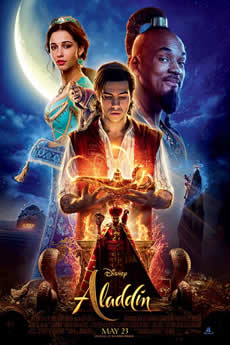 capa Aladdin