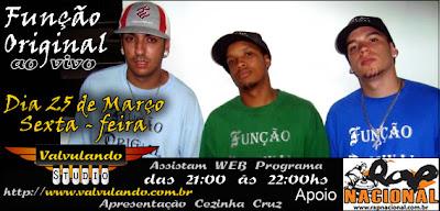 Função Original lança teaser de projeto que envolve samba rap