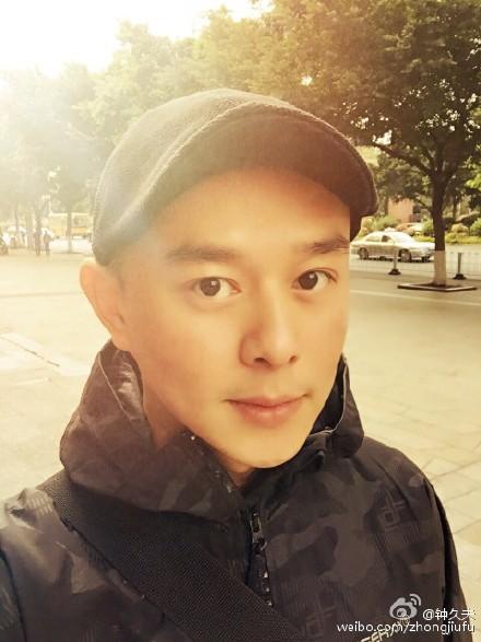 Zhong Jiufu China Actor
