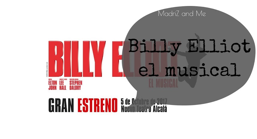 El musical Billy Elliot llega a Madrid