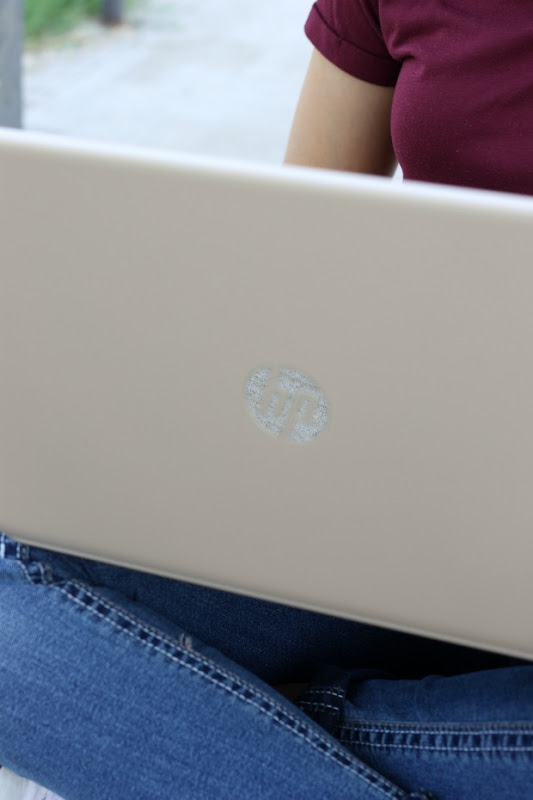 HP laptop back to school