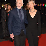 OIC - ENTSIMAGES.COM - Patrick McCormick and wife Suki at the  LFF: Black Mass - Virgin Atlantic gala in London 11th October 2015 Photo Mobis Photos/OIC 0203 174 1069