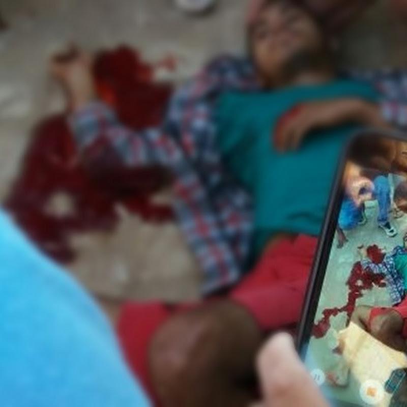 Jovem é executado a tiros dentro de ambulância em Baraúna; outro morreu no hospital