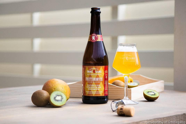 Brewery Ommegang Introduces Fruittanomyces