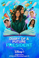 Segunda temporada de Diary of a Future President