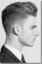 Dapper fade mens haircut