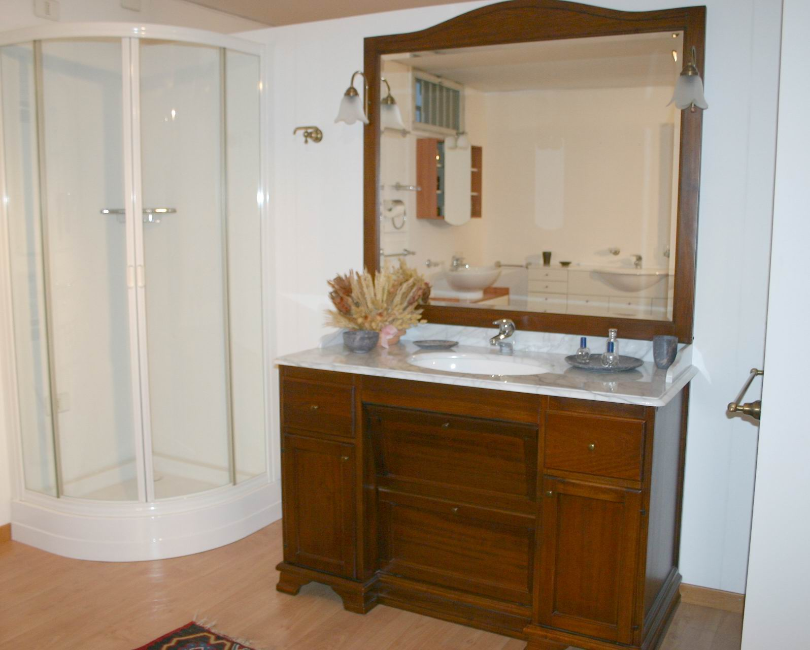 Arredo bagno mobili da bagno bergamo e provinciacarminati e sonzogni - Arredamento da bagno ...