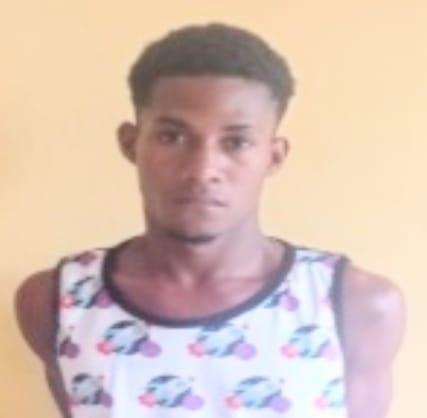 """BARAHONA: Policía Nocional informa apresa a """"Pato POLLINA""""  supuestamente despojo de 25 mil pesos y 2 teléfonos a dos Holandeses en el Rio Bahoruco"""