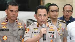 Sederet Prestasi Ungkap Kasus Besar Komjen Pol Listyo Sigit Prabowo Calon Tunggal Kapolri Pilihan Presiden Jokowi