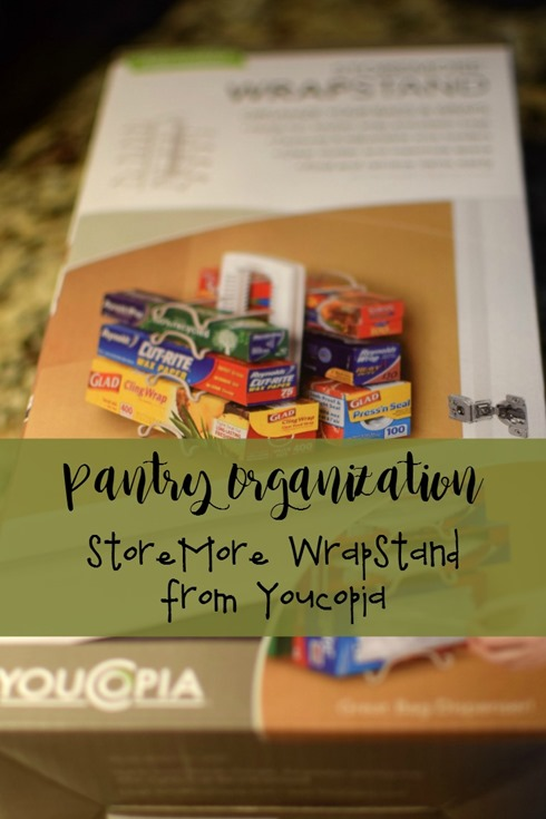 Bonus Pantry Organization with Giveaway From Youcopia
