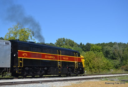Cuyahoga Valley Scenic Train