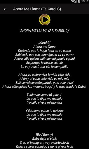 Musica de bad bunny - Amorfoda Letras All song hack tool