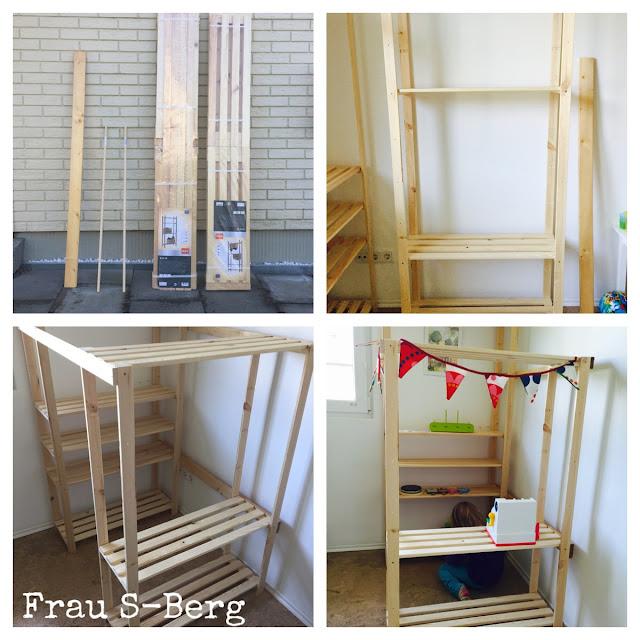 Kinderküche aus altem Holzstuhl Kinderküche Pinterest Diy - küche selber bauen anleitung