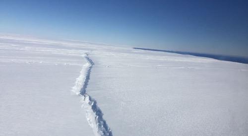 Antarctica Rift 500