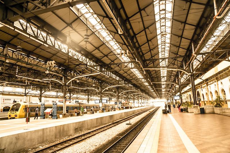クアラルンプール駅 プラットホーム1