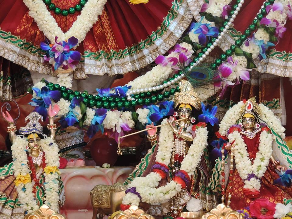ISKCON Bangalore Deity Darshan 29 May 2016 (7)