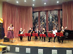 Ансамбль неаполитанских инструментов «Серенада»  Руководитель - Татьяна Лачинова  (Россия, Москва)