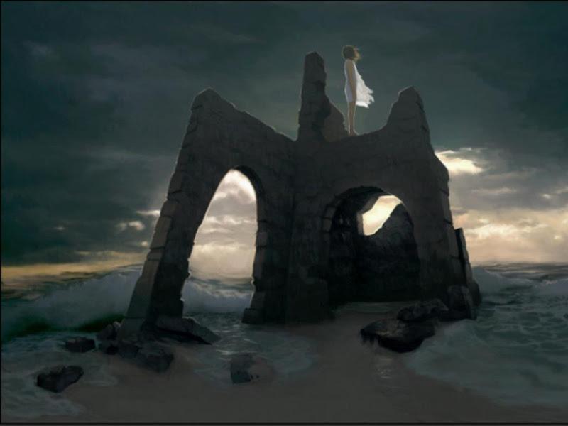 Weird Lands From Dream 13, Magical Landscapes 6