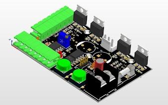 Bộ đổi nguồn inverter 12VDC lên 220VAC 150W Sóng Sin chuẩn