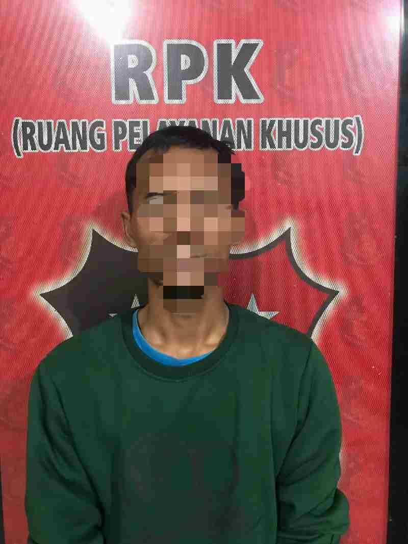 Gerak Cepat, Polres Serang Kota Polda Banten Amankan Pelaku Pencabulan