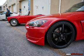 Honda S800 and S2000