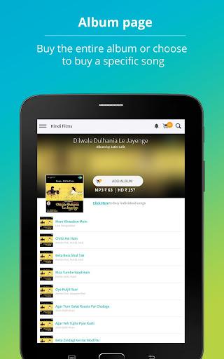 Saregama Music Store screenshots 14