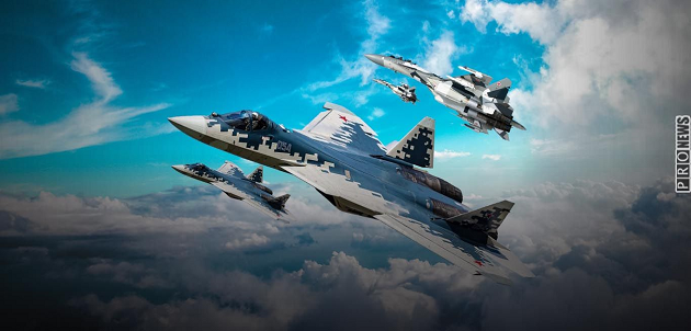 Για πρώτη φορά η Τουρκία επίσημα μιλάει για αγορά Su-35 και Su-57 από την Ρωσία - Μέγιστη απειλή