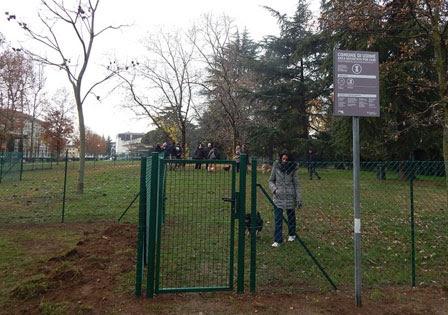Ufficio Verde Pubblico Udine : Il friuli udine nuova area di sgambatura per i cani