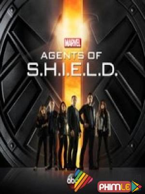 Phim Những Đặc Vụ của S.H.I.E.L.D 1 - Agents of S.H.I.E.L.D Season 1 (2013)