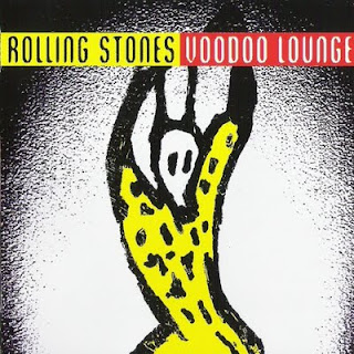 The Rolling Stones - Voodoo Lounge album cover