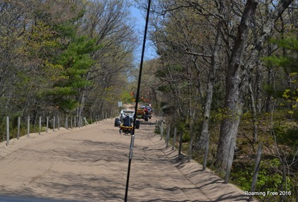 ORV Access Road