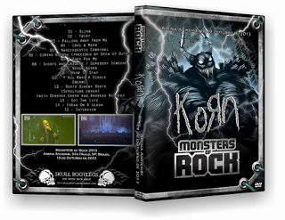Korn – Monsters of Rock 2013