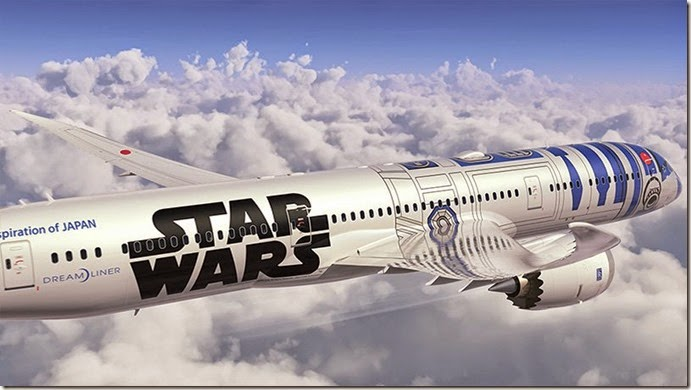 AVION STAR WARS 2