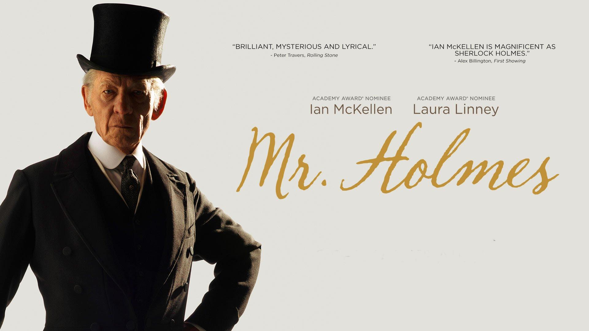 Ο Κος Χολμς (Mr. Holmes) Wallpaper