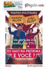 EAB - Teatro Politeama 14.04.18