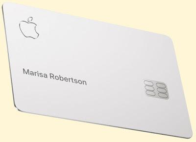 The Apple® Credit Card: Beware