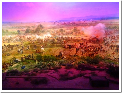 Cyclorama of the Battle of Gettysburg