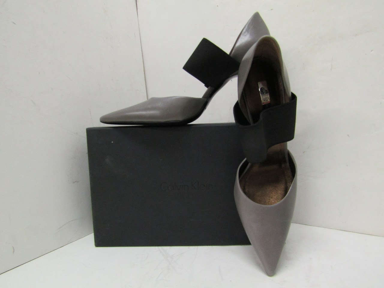 Calvin Klein Collection Strap Heels