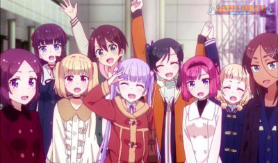 New Game S2 01-12 [END] Subtitle Indonesia